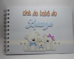 Livro de Assinaturas Fam�lia Urso