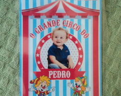 Im�s de Geladeira - mod 03 circo vintage