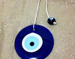 Decora��o de porta Olho grego - 13 cm