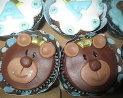 Cupcake Ursinho