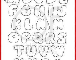 Facas de Corte Alfabeto 1