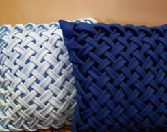 almofada para decora��o em capitone