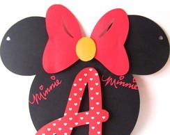 Varal De Letras Minnie