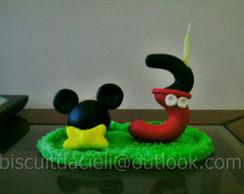 Vela Mickey Personalizada