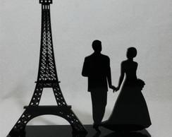 Topo de Bolo Casamento Cen�rio