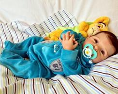 Beb� Reborn Vitor 2014. ADOTADO!!!!