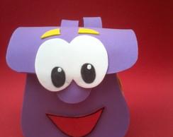 mochila da Dora aventureira