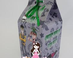 Caixa de Leite Monster High Meninos
