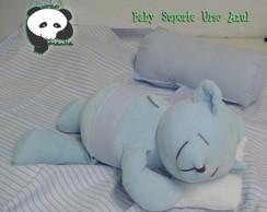 Baby Suporte Ursinho Azul