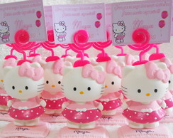 Porta Recado Hello Kitty Fashion
