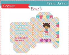 Convite Digital Festa Junina - Estalinho