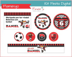 Kit Festa Digital Flamengo