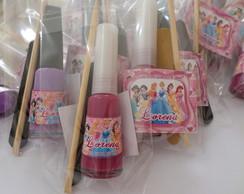 Esmalte Personalizado as princesas
