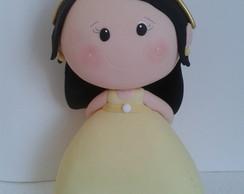 Princesa grande de biscuit