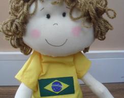 Boneco Brasil