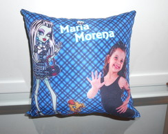 ALMOFADA MONSTER HIGH 30x30 cm