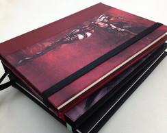 Caderno De Anota��es Personalizado