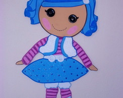 "BONECAS LALALOOPSY "" MITTENS "" - PAINEL"