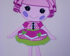 "BONECAS LALALOOPSY "" JEWELS "" - PAINEL"