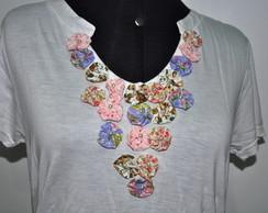Camiseta  - Fuxicos Coloridos