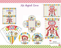 PROMO��O Kit Digital Circo
