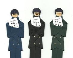Marcador de P�ginas em Origami Advogado