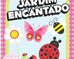 Jardim Encantado - Artes Digitais