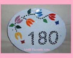 Placa de mosaico