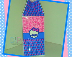 Caixa Milk - Monster High