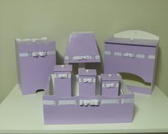 Kit Higiene p/ beb�, pronta entrega