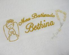PROMO��O Lembrancinha Batizado Dourada