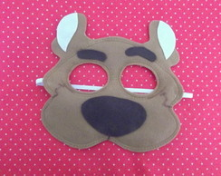 Mascaras do Scooby Doo