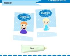 Adesivos Bisnaga Frozen