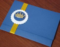 Convite Personalizado Principe