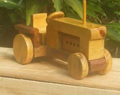 Brinquedos Artesanais em Madeira