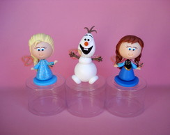 Pote Decorado Frozen