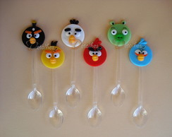 Colher Angry Birds