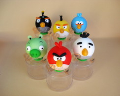 Pote Angry Birds
