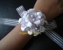 Corsage de origami