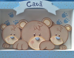 Ref 618 - Enfeite Ursos
