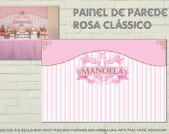 Painel Personalizado Digital Vintage NEW