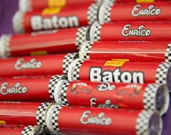 Chocolate Batom personalizado