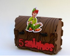 10 Baus Peter Pan- Cortes para montar