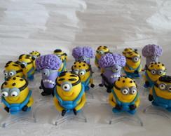 Miniaturas dos Minions !!!