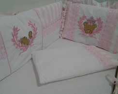 Kit Mini Ber�o Ursinha Princess