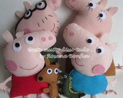 Kit Fam�lia Peppa Pig