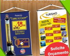 Banner Fosco - com Bast�o