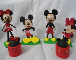 Decora��o Mickey e Minnie