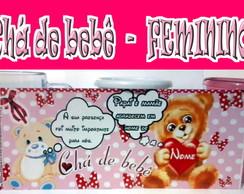 Caneca Ch� de beb� FEMININO
