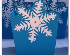 Caixa (vaso) flocos de neve